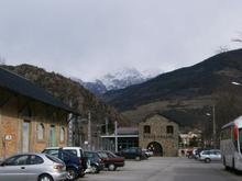 Vall de Núria intermediate station