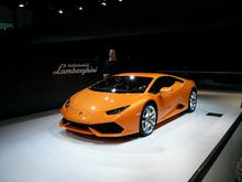 Lamborghini at the Qatar Motorshow